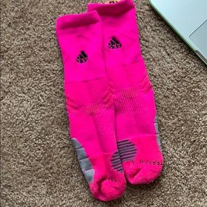 Adidas mid calf athletic socks